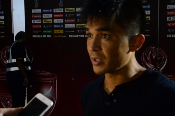 Sunil Chhetri: It's not going to be easy in DPR Korea