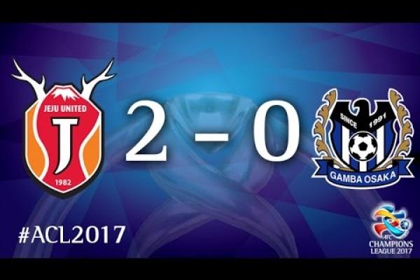 Jeju United vs Gamba Osaka (AFC Champions League 2017: Group Stage – MD6)