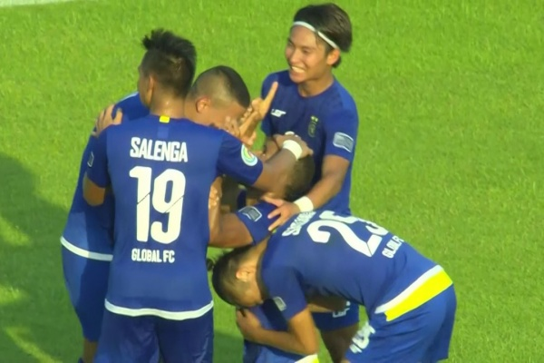 Magwe FC vs Global FC (AFC Cup 2017 : Group Stage)