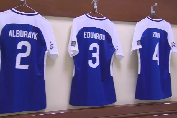 We go inside the dressing rooms of Persepolis and Al Hilal!