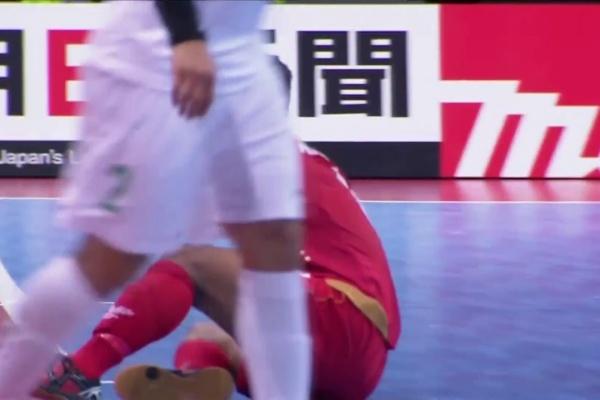 Myanmar vs Iraq (AFC Futsal Championship 2018: Group Stage)