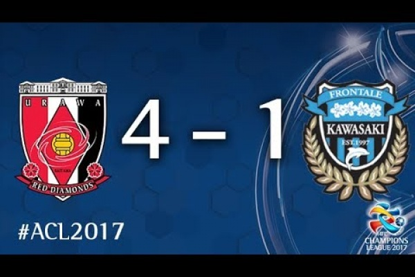Urawa Red Diamonds vs Kawasaki Frontale (AFC Champions League 2017: Quarter Final - 2nd Leg)