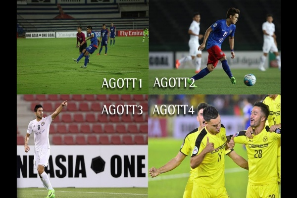 Allianz Goal Of The Tournament