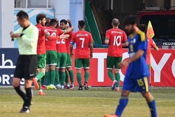 Lokomotiv Tashkent 5-0 Al Wahda (AFC Champions League 2018: Group Stage)