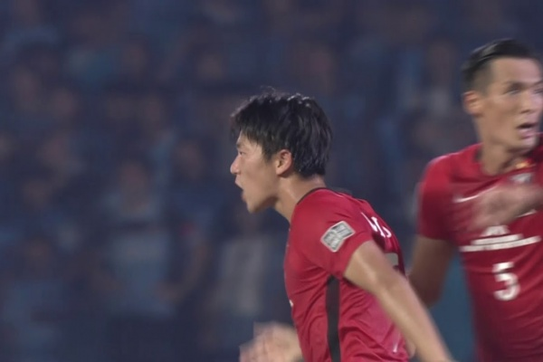 Urawa Red Diamonds pull one back through Yuki Muto!