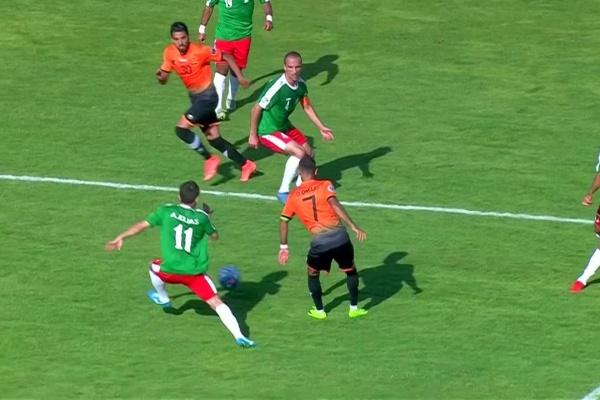 Al Wahda vs Al Wehdat (AFC Cup 2017 : Zonal Semi-final 1st Leg)