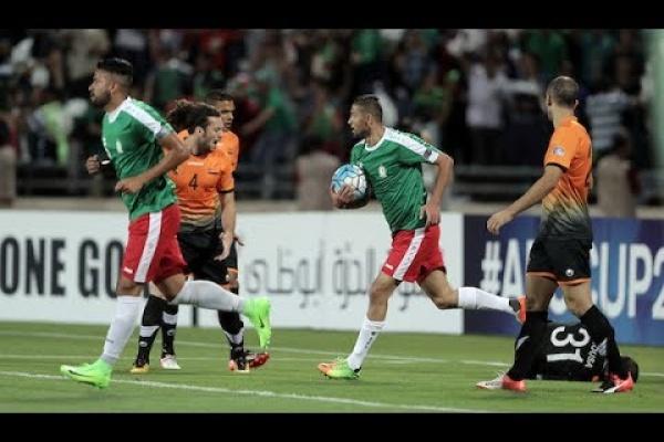 Al Wehdat vs Al Wahda (AFC Cup 2017: Zonal Semi-final 2nd leg)