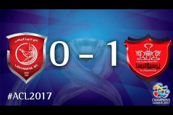 Lekhwiya vs Persepolis (AFC Champions League 2017: Round of 16 – 2nd Leg)