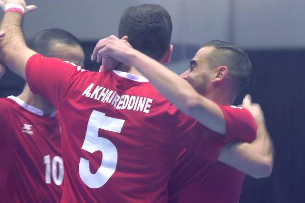 #AFCFutsal2018  - Tournament HL
