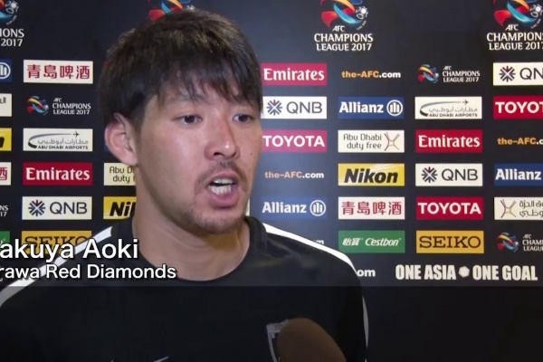 Post Match Interview: Takuya Aoki