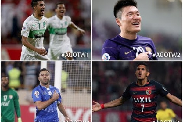 Allianz Goal of the Week (AFC Champions League: Round of 16 - 2nd Leg)