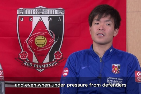 Urawa Red Diamonds goalkeeper Shusaku Nishikawa discusses Al Hilal striker Omar Khribin