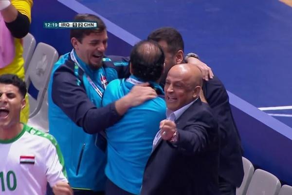 Iraq 4-2 China (AFC Futsal Championship 2018: Group Stage)
