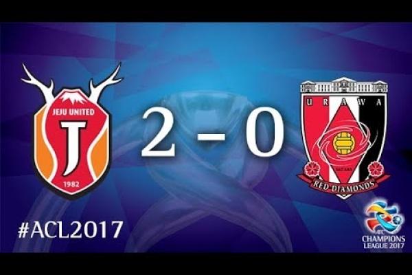 Jeju United vs Urawa Red Diamonds (AFC Champions League 2017 : Round of 16 - 1st Leg)