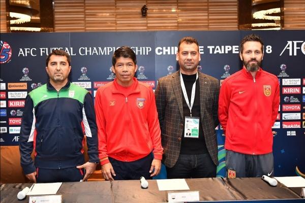 #AFCFutsal2018 - Pre-Match Press Conference Group C