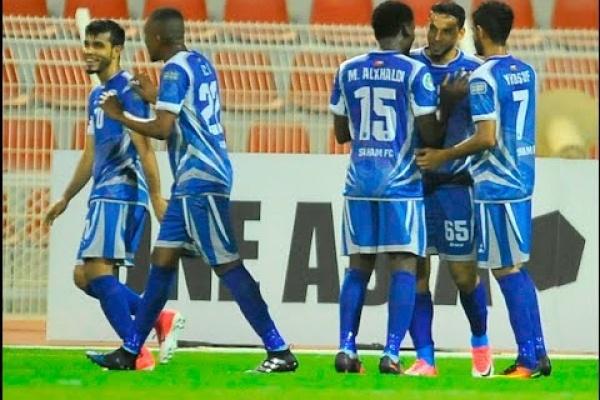 Saham vs Nejmeh (AFC Cup 2017: Group Stage)