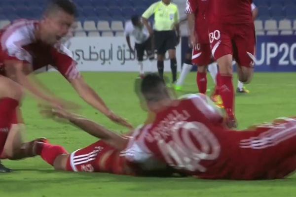 Al Jaish vs Al Suwaiq (AFC Cup 2017 : Group Stage)