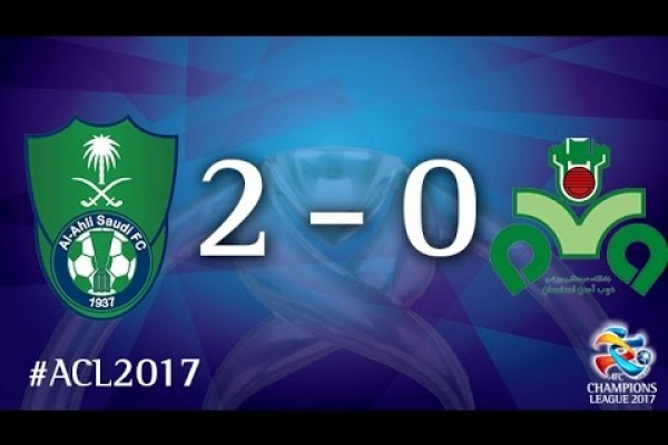 Al Ahli vs Zobahan (AFC Champions League 2017: Group Stage – MD6)
