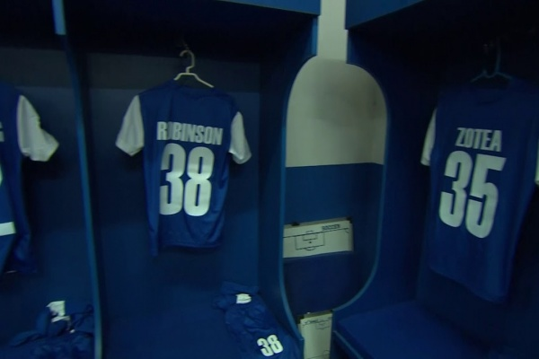 Inside the Bengaluru FC dressing room!