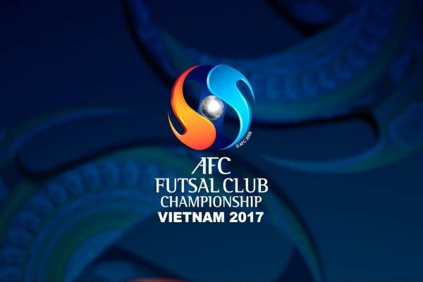 AFC FUTSAL CLUB CHAMPIONSHIP VIETNAM 2017 - OFFICIAL DRAW