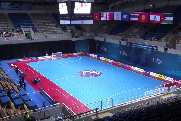 Jordan vs Kyrgyz Republic (AFC Futsal Championship 2018: Group Stage)