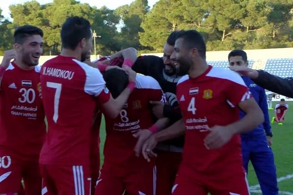 Al Ahli vs Al Jaish (AFC Cup 2017 : Group Stage)