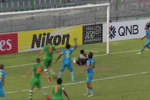 Maziya Sports RC vs Abahani Limited Dhaka (AFC Cup 2017 : Group Stage)