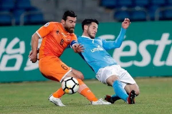 Al Faisaly 2-2 Al Wahda (AFC Cup 2018: Group Stage)