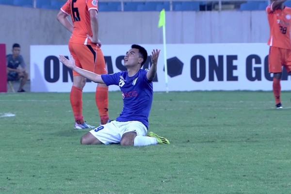 Hanoi FC vs Felda United (AFC Cup 2017: Group Stage)
