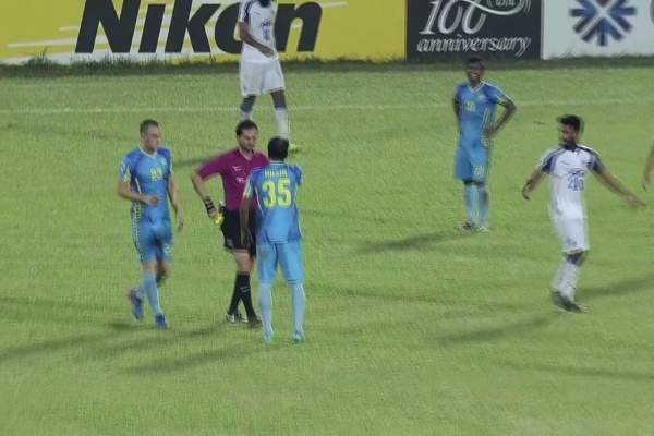 Abahani Limited Darka vs JSW Bengaluru (AFC Cup 2017 : Group Stage)