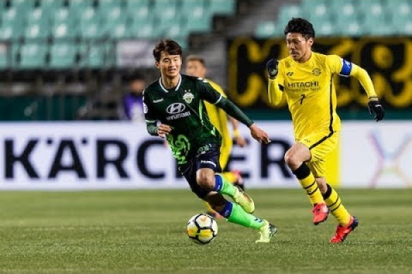 Jeonbuk Hyundai Motors 3-2 Kashiwa Reysol (AFC Champions League 2018: Group Stage)