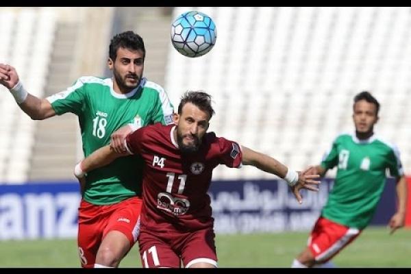 Nejmeh vs Al Wehdat (AFC Cup 2017: Group Stage)