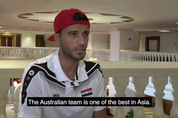 Mahmoud Al Mawas and Omar Al Soma share their thoughts on Australia
