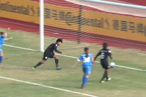 Thailand vs Uzbekistan (AFC U-19 Women's Championship)