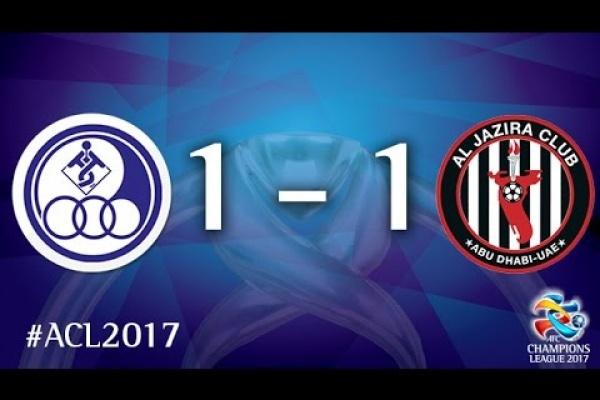 Esteghlal Khouzestan vs Al Jazira (AFC Champions League 2017: Group Stage – MD6)
