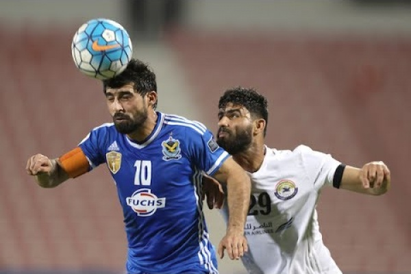 Al Zawraa vs Air Force Club (AFC Cup 2017: Zonal Semi-final - 2nd Leg)