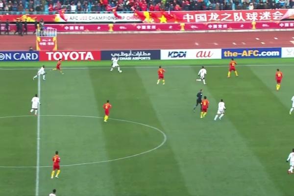China vs Oman (AFC U23 Championship: Group Stage)