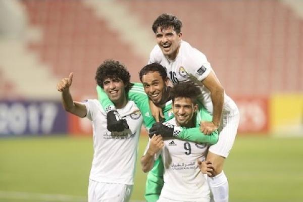 Al Zawraa vs Al Ahli (AFC Cup 2017 : Group Stage)