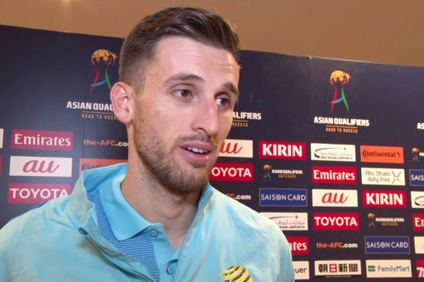 Post match interview: Matthew Spiranovic