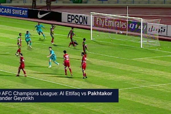 16 Great AFC Champions Leaague Ro16 Goals: Alexander Geynrikh (2009)