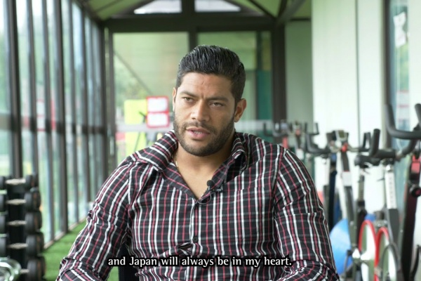 Hulk shares his thoughts on the game against Urwa Red Diamonds