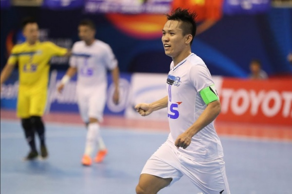 Thai Son Nam vs Al Rayyan (AFC Futsal Club Championship 2017 – 3rd/4th Playoff)
