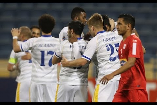 Al Gharafa 3-0 Tractorsazi Tabriz (AFC Champions League 2018: Group Stage)