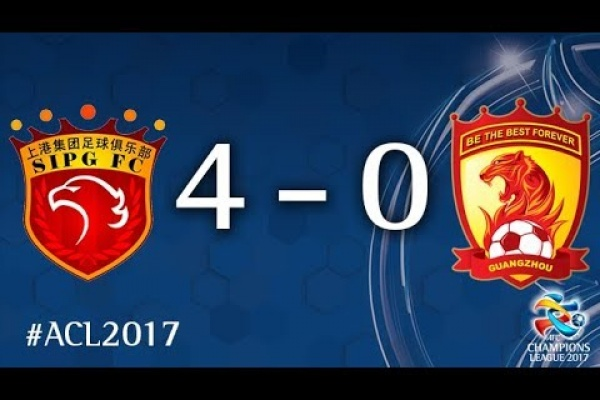 Shanghai SIPG vs Guangzhou Evergrande (AFC Champions League 2017: Quarter final – 1st Leg)