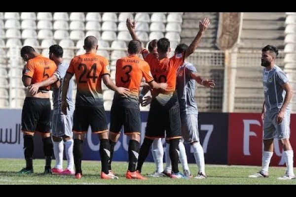 Al Wahda vs Air Force Club (AFC Cup 2017: West Zone Final – 1st leg)