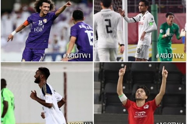 Allianz Goal of the Week (AFC Champions League: Matchday 6