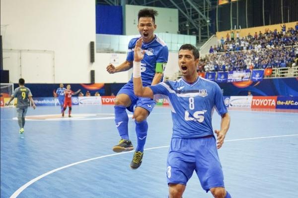 Thai Son Nam vs Al Dhafra (AFC Futsal Club Championship 2017 – Group Stage)