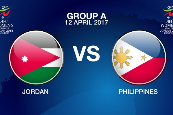 AFC Women's Asian Cup Jordan 2018 Qualifiers Grp A - JOR vs PHI