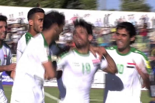 Mahdi Kamil pulls Iraq level against Japan!