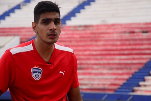 Gurpreet Singh: Benglauru FC were the only Indian team who wanted to pay a transfer fee for me